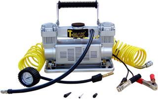 T-MAX двух цилиндровый компрессор