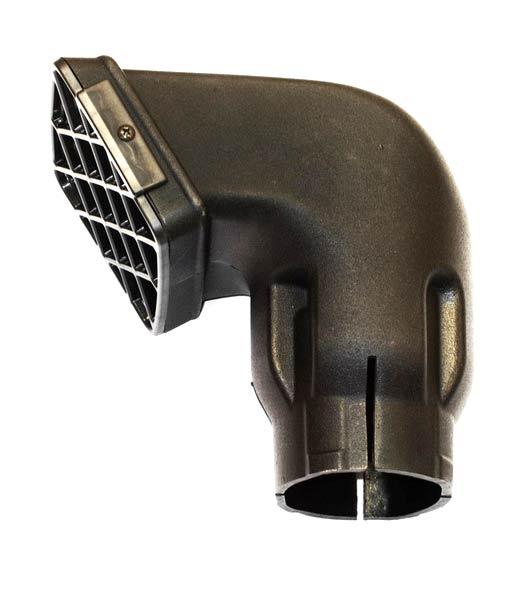 Воздухозаборник шноркеля 3,5 дюйма