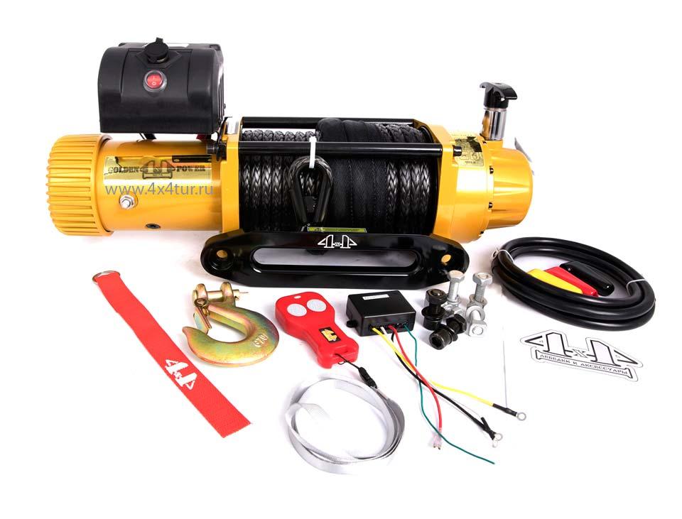 Golden Power 9274 (воздушно-ручной роспуск)