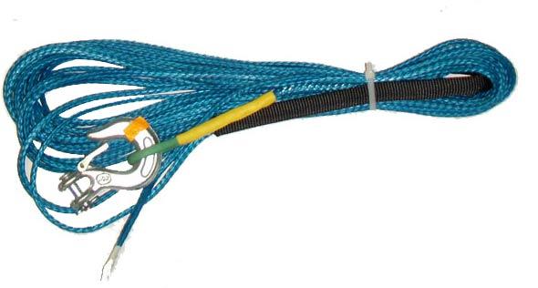 Готовый синтетический трос для лебёдок  АТВ
