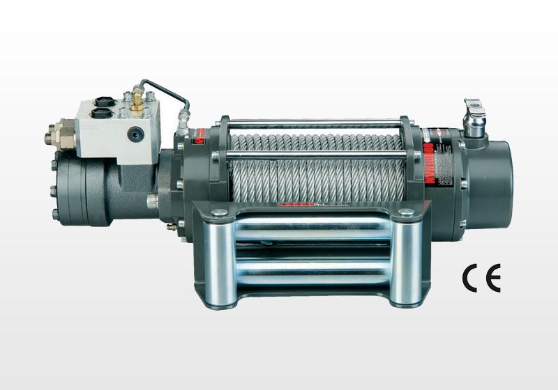 Гидравлическая лебёдка ЛПГ4500 кг (NVH10000)