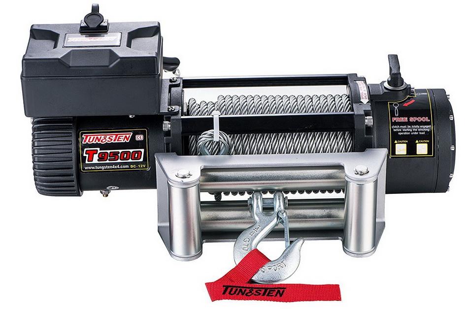 Лебёдка Tungsten t9500