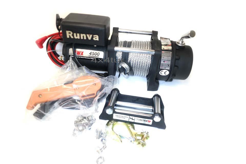 Лебёдка Runva EWX4500U