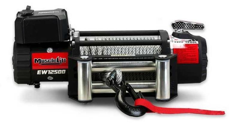 Лебёдка T Max Musclelift EW12500