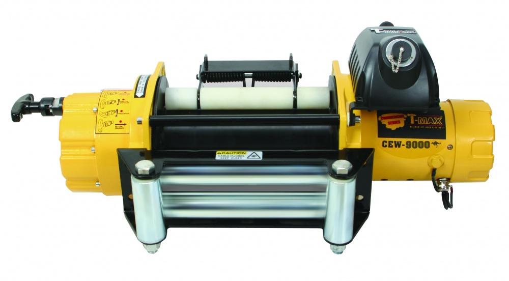 Лебедка CEW-9000 NEW индустриальная
