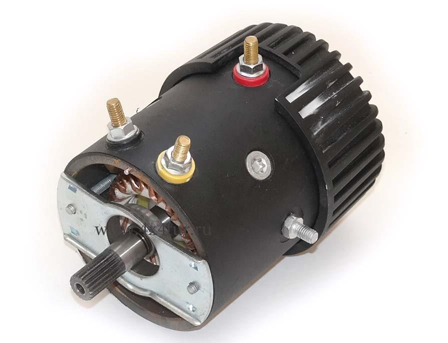 Мотор лебёдки Tungsten